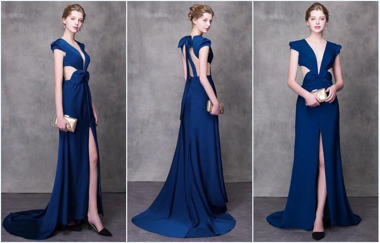 magnifiques robes fendues