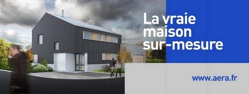 Une maison qui vous ressemble avec Aera à Mulhouse